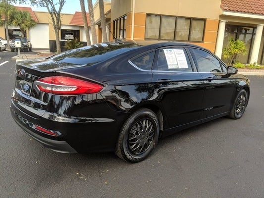 2019 Ford Fusion S In Estero Fl Coconut Point